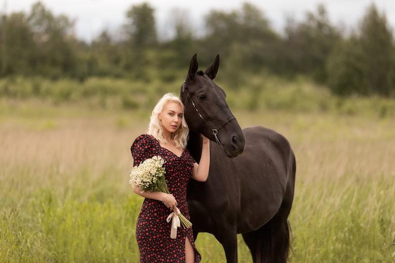 Фото с лошадью Los Establos